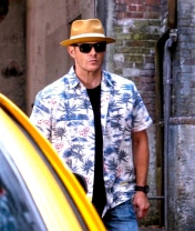 Dean in Hawaiian shirt Supernatural The Bad Seed