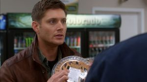 Dean Loves Pie Supernatural