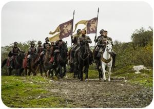Jaimee Bronn Game of Thrones The Winds of Winter