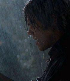 Jared Padalecki rain Red Sky At Morning