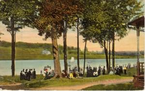 Lily Dale Postcard
