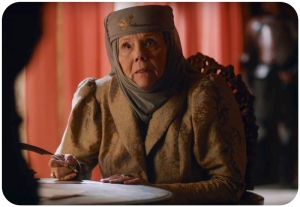 Olenna Tyrell Game of Thrones The Broken Man