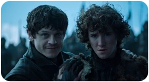 Rickon Stark Game of Thrones Battle of the Bastards