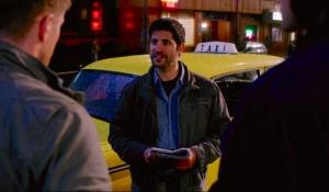 Sam Dean Taxi Cab