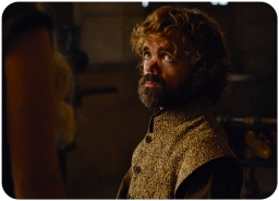 Tyrion Lannister Game of Thrones Battle of the Bastards