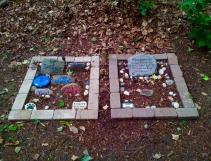 Lile Dale Pet Cemetery Violet