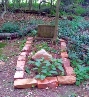 Lily Dale Pet Cemetery Autumn