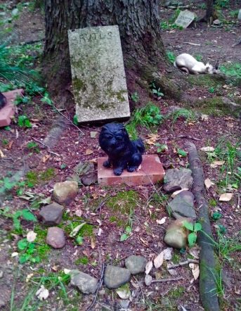 Lily Dale Pet Cemetery Brutus