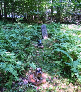 Lily Dale Pet Cemetery Lady