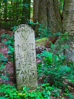 Lily Dale Pet Cemetery Mimi