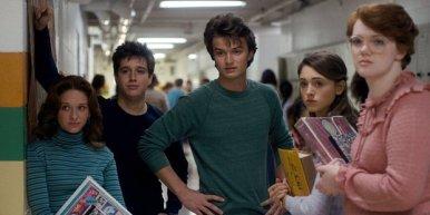 teens Stranger Things