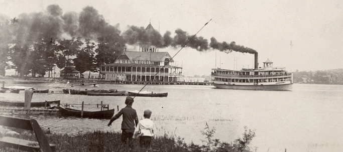 Chautauqua Institution and Belle 2