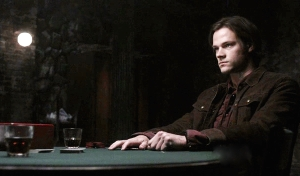 Sam gambling The Curious Case of Dean Winchester