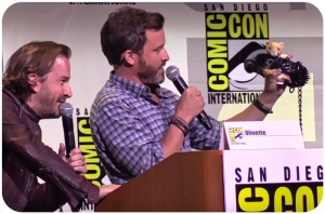 Supernatural panel SDCC 2016 Rob Rich