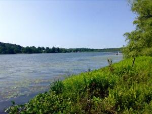 Lily Dale Cassadega Lake