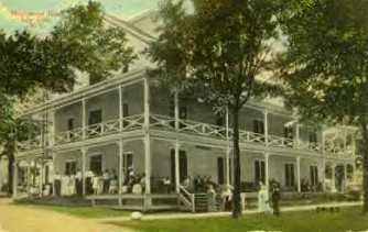 Lily Dale Maplewood Hotel