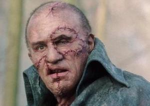 Robert De Niro in Mary Shelley's Frankenstein