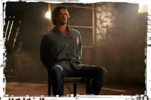 Sam Winchester (Jared Padalecki) remains a captive of the British Men of Letters