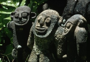 stone-statues