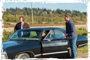 sam-dean-impala-supernatural-lotus