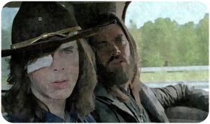 carl-jesus-the-walking-dead-rock-in-the-road
