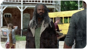 king-ezekiel-the-walking-dead-rock-in-the-road