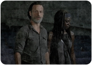rick-michonne-the-walking-dead-rock-in-the-road