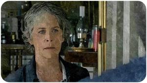 Carol Morgan The Walking Dead Bury Me Here