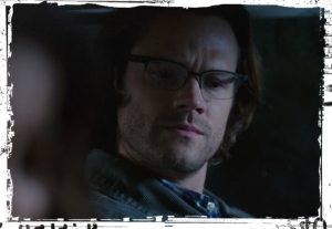 Sam glasses Supernatural Somewhere Between Heaven and Hell