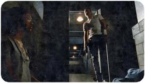 Sasha Negan The Walking Dead Something They Need