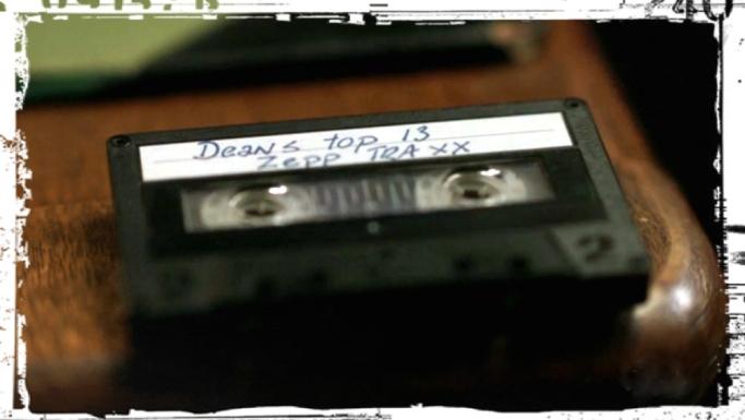 Dean's top 13 zepp traxx Supernatural The Future
