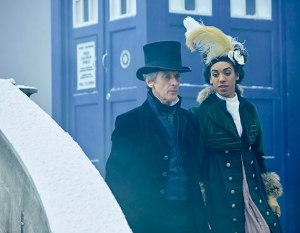 Doctor Bill TARDIS Doctor Who Thin Ice