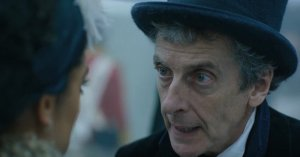 Doctor Doctor Who Thin Ice