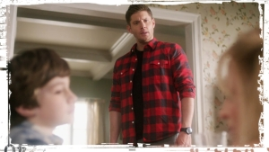 Keep you safe Dean Mary Supernatural Who We Are