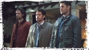 Sam Castiel Dean Supernatural All Along the Watchtower