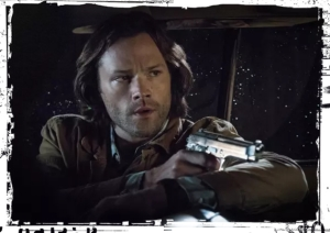 Sam gun Supernatural Theres Something about Mary