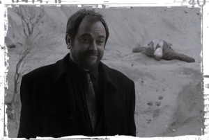 Crowley AU Supernatural All Along the Watchtower