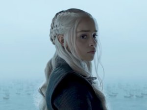 Daenerys Targaryen Game of Thrones Stormborn
