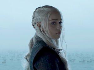 Daenerys Targaryen Game of Thrones Stormborn