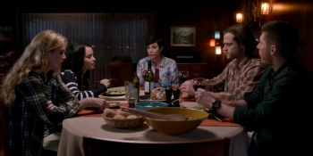 Family dinner Supernatural Dont you forget about me