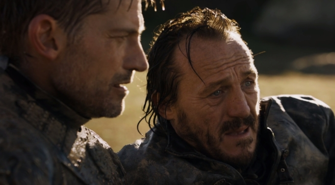 Jaime Lannister Bronn Game of Thrones Eastwatch