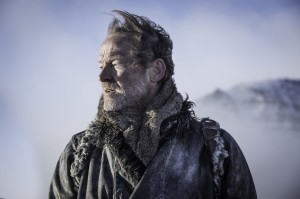 Jorah Mormont Game of Thrones Beyond the Wall