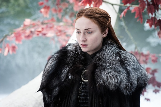 Sansa Stark Game of Thrones The Spoils of War