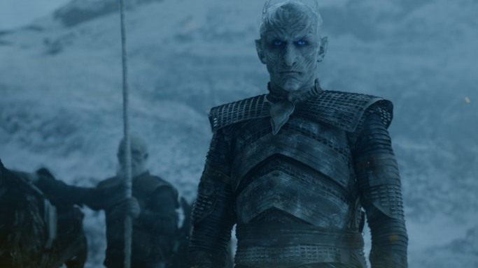 The Night King Game of Thrones Beyond the Wall