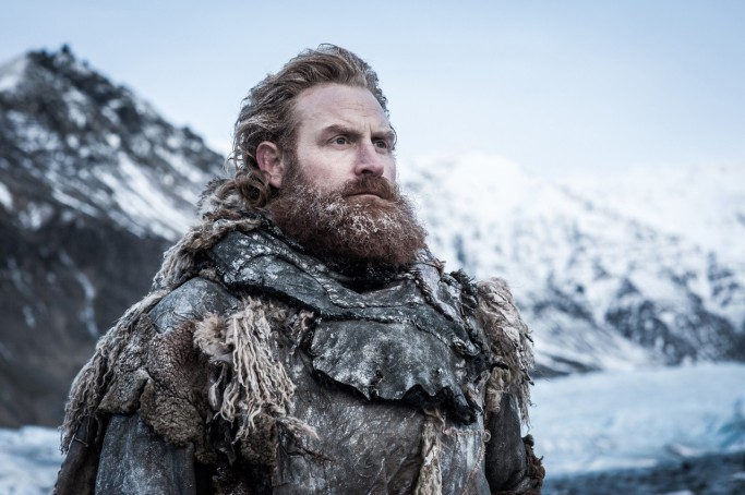 Tormund Giantsbane Game of Thrones Beyond the Wall
