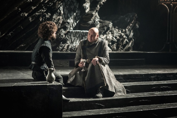 Tyrion Varys Game of Thrones Eastwatch