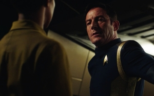 Captain Lorca Star Trek Discovery Context is for Kings