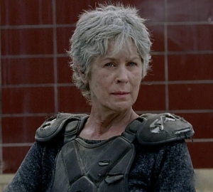 Carol The Walking Dead The Damned