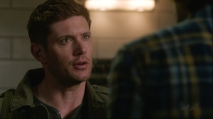 Dean Sam Supernatural Patience