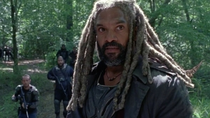Ezekiel The Walking Dead The Damned